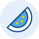 celebration, fruit, holiday, watermelon icon