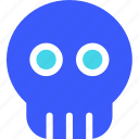 25px, iconspace, skull icon