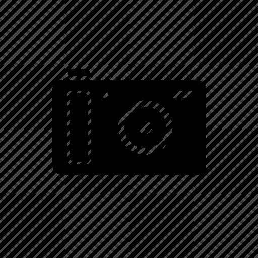 camera, digital, photo, photographer, photography, shutterbug, video icon icon