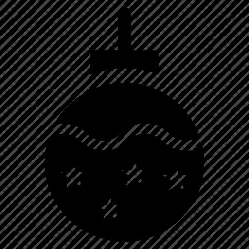 christmas ball, christmas bauble, christmas ornament, decoration ball, ornament icon