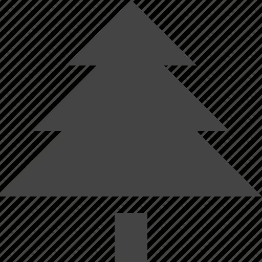 celebrate, christmas, season, tree icon