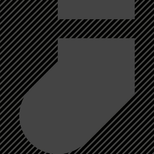 celebrate, christmas, season, sock icon