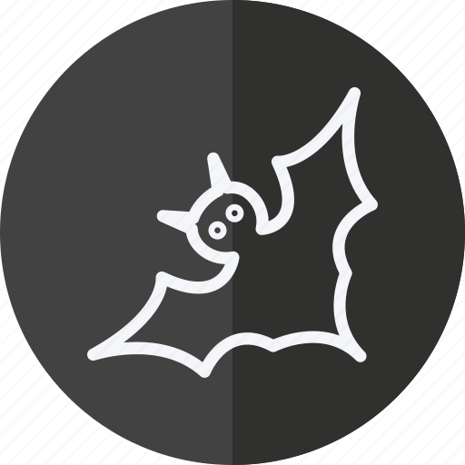 bat, celebration, christmas, halloween, holiday, xmas icon