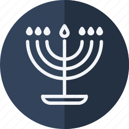 candelabra, celebration, christmas, halloween, holiday, xmas icon