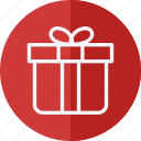 box, celebration, christmas, gift, halloween, holiday, xmas icon