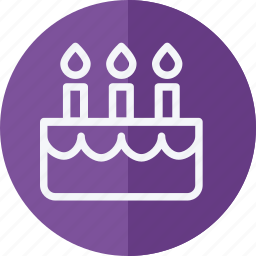 birthday, cake, celebration, christmas, halloween, holiday, xmas icon