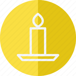 candle, celebration, christmas, halloween, holiday, xmas icon