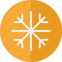celebration, christmas, flake, halloween, holiday, snow, xmas icon