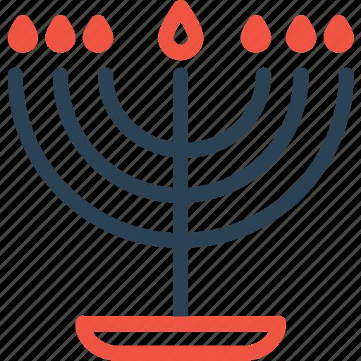 candelabra, celebration, christmas, day, halloween, holidays, xmas icon