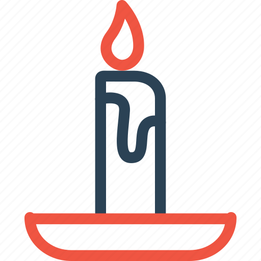 candle, celebration, christmas, day, halloween, holidays, xmas icon