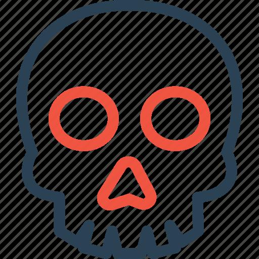celebration, christmas, day, halloween, holidays, skull, xmas icon