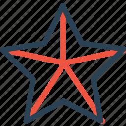 celebration, day, halloween, holidays, star, xmas icon