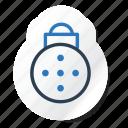 bauble, celebration, christmas, festival, halloween, holidays, xmas icon
