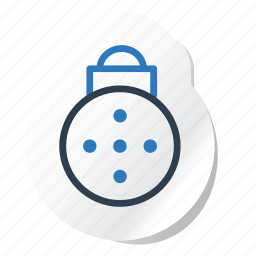 bauble, celebration, christmas, festival, halloween, holidays, xmas icon
