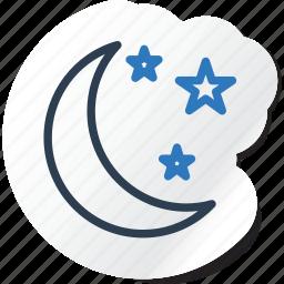 celebration, festival, halloween, holidays, moon, xmas icon