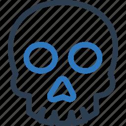 ballonskull, celebration, day, halloween, holidays, xmas icon