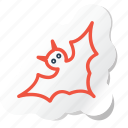 bat, celebration, copy, festival, halloween, holidays, xmas icon