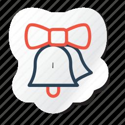 bell, celebration, copy, festival, halloween, holidays, xmas icon