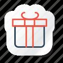 box, celebration, festival, gift, halloween, holidays, xmas