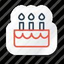 birthday, cake, celebration, festival, halloween, holidays, xmas