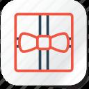 box, celebration, festival, gift, halloween, holidays, xmas icon
