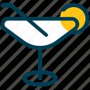 summer, cocktail, drink, glass, juice, beverage