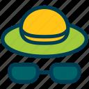 summer, hat, cap, fashion