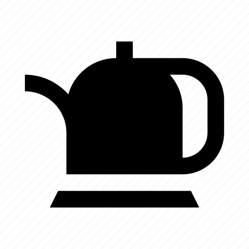 coffee, kettle, kitchen, kitchenware, tea, tool icon