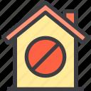 ban, home, property, smart
