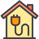 electrical, home, property, smart