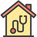 fix, home, property, renovate, smart icon