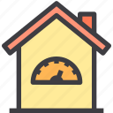 home, property, smart icon