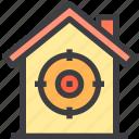 home, property, smart, target