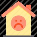 home, property, sad, smart
