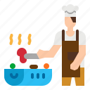 barbecue, bbq, cooking, grill, party icon