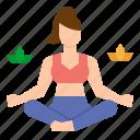 meditation, relax, relaxing, wellness, yoga