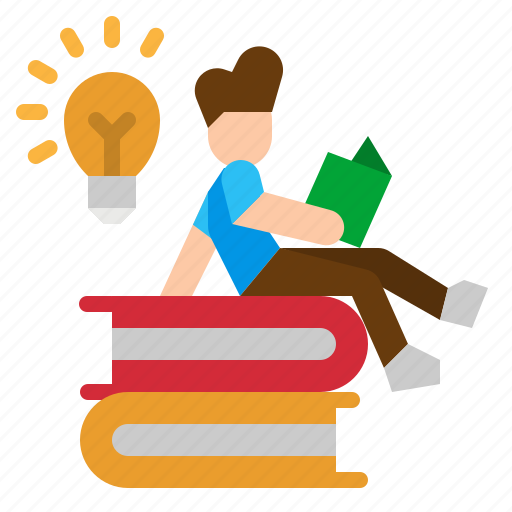 Book, learn, reading, student, study icon - Download on Iconfinder