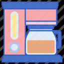 coffee, espresso, maker icon