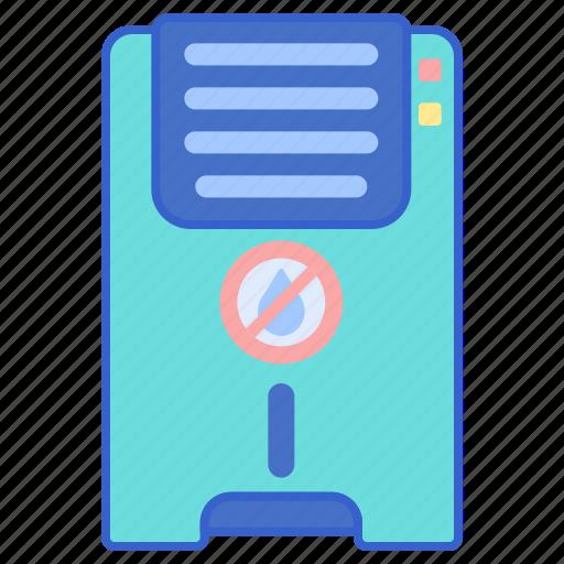air, conditioner, dehumidifier icon