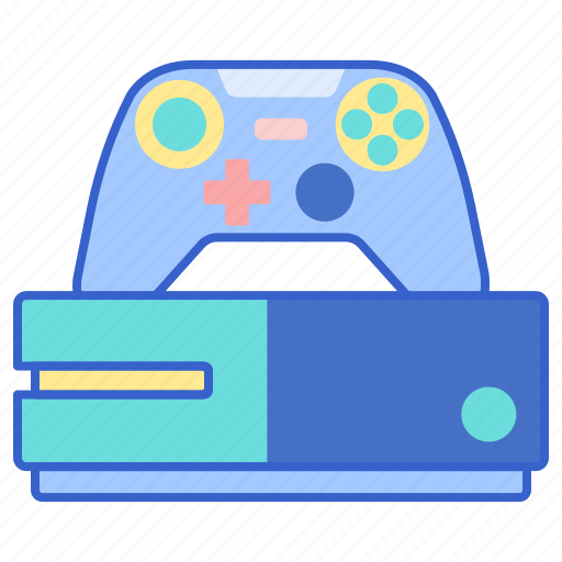 Console, gaming, controller icon - Download on Iconfinder