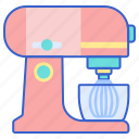 blender, mixer, stand icon