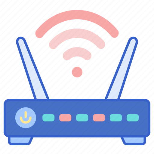 Modem, router, wifi, wireless icon - Download on Iconfinder