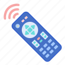 control, remote, tv icon