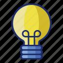 appliance, lamp, light icon
