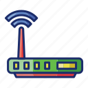 appliance, household, modern icon