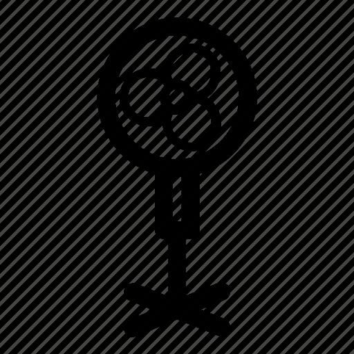 blower, fan, home appliance, ventilator icon