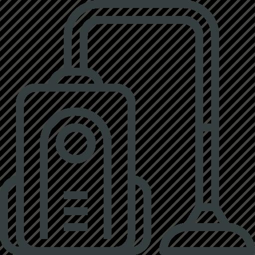 cleaner, vacuum icon