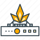 burner, cook, cooker, food, heater, kitchen, stove icon
