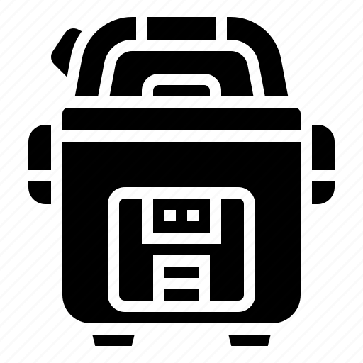appliance, cooker, electric, home, rice icon