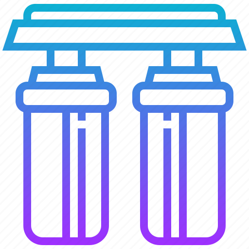 appliance, electric, filter, home, water icon